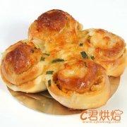 烘焙面包基本工艺流程