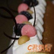 提拉米苏蛋糕卷