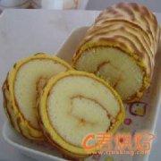 虎皮蛋糕卷