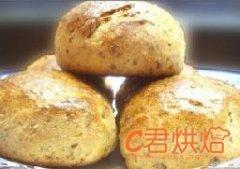 法式黑麦面包