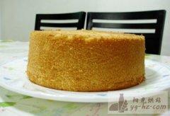 蛋糕膨松的基本原理