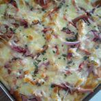 DIY披萨的做法