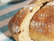 杂粮葡萄干面包的做法