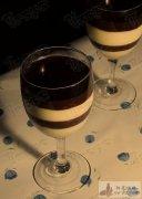 当传说披上爱情的外衣——摩卡乳酪杯(不需烤箱)