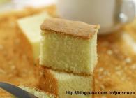 老妈的最爱---法式海绵蛋糕的做法