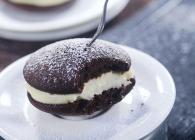 冬天的流行小蛋糕——奶