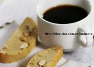 下午茶的绝好搭配——浓咖啡意大利脆饼的做法