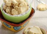烘焙新手最佳上手饼干——玛格丽特饼干的做法