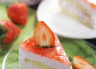 草莓乳酪慕斯的做法 君