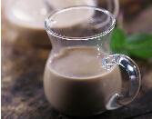 自家的奶茶最是香滑--