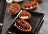 <b>巧克力芝士挞的做法---巧克力与芝士的最美享受</b>