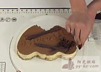 烘焙视频--心形提拉米苏