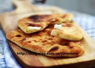 一道著名的烤面包---印度烤馕的做法