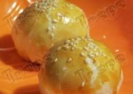 超详细步骤图——莲蓉酥的做法(附莲蓉做法)