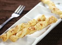 杏仁酥条的做法,吃起来就停不了的小零食