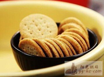 健康松脆美味,全麦甜苏打饼干的做法(长帝特约食谱)