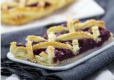 酥皮紫薯派的做法,君之烘焙博客绚烂登场
