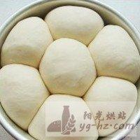 庞多米花式面包的做法图解4