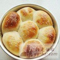 庞多米花式面包的做法图解6