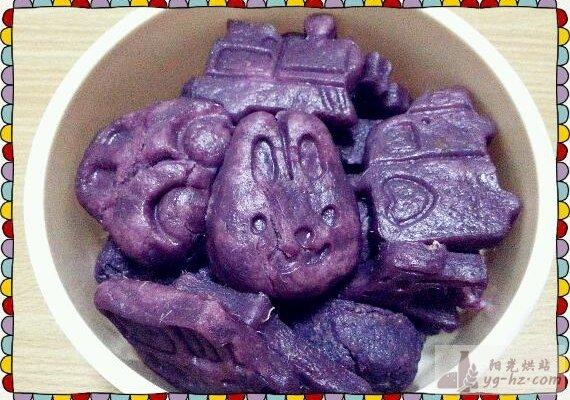 蒸出来的饼干的做法