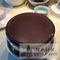 巧克力乳酪蛋糕的做法图解14