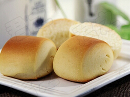 活力早餐每一天---奶香小面包的做法(长帝特约食谱)