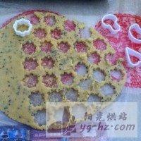 曲奇造型饼干的做法图解5
