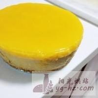 芒果芝士蛋糕的做法图解1