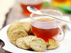 红茶薄脆饼的做法,无糖!超松脆!