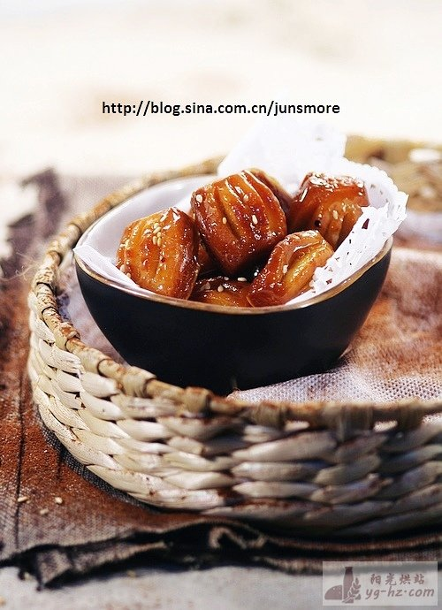 无法拒绝的传统美味---蜜三刀