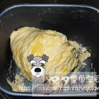 早餐面包【自制柔软中种面包】的做法图解2