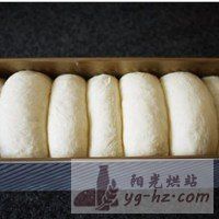 早餐面包【自制柔软中种面包】的做法图解4