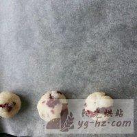 蔓越莓椰丝小饼干的做法图解5
