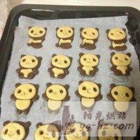 小熊饼干的做法图解7