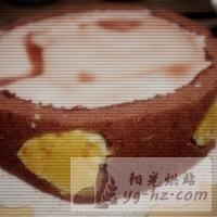 巧克力慕斯蛋糕的做法图解10