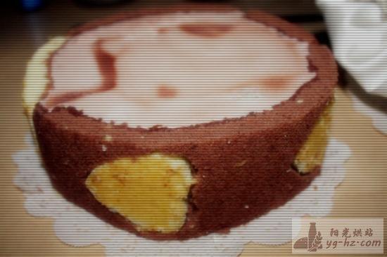 巧克力慕斯蛋糕的做法