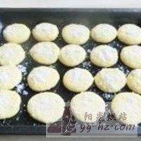 椰蓉蛋酥饼干的做法图解5