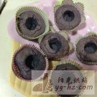 紫薯夹心蛋糕的做法图解11