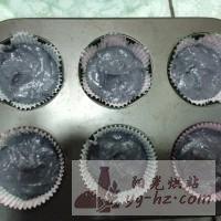 紫薯夹心蛋糕的做法图解9