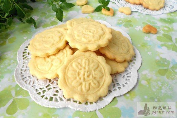 月饼花纹饼干#长帝烘焙节#的做法