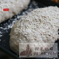 天然酵母-葡萄干全麦面包的做法图解12