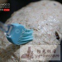 天然酵母-葡萄干全麦面包的做法图解11