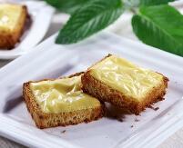 5分钟极简版早餐,奶酪土