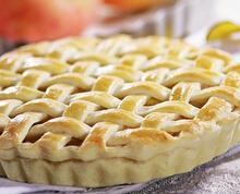 烘焙里的水果清香---清甜双果派的做法