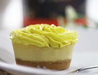 一抹清新芒果香---芒果芝士小蛋糕的做法