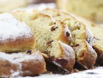 我最爱的面包---德国圣诞面包(Stollen)的做法