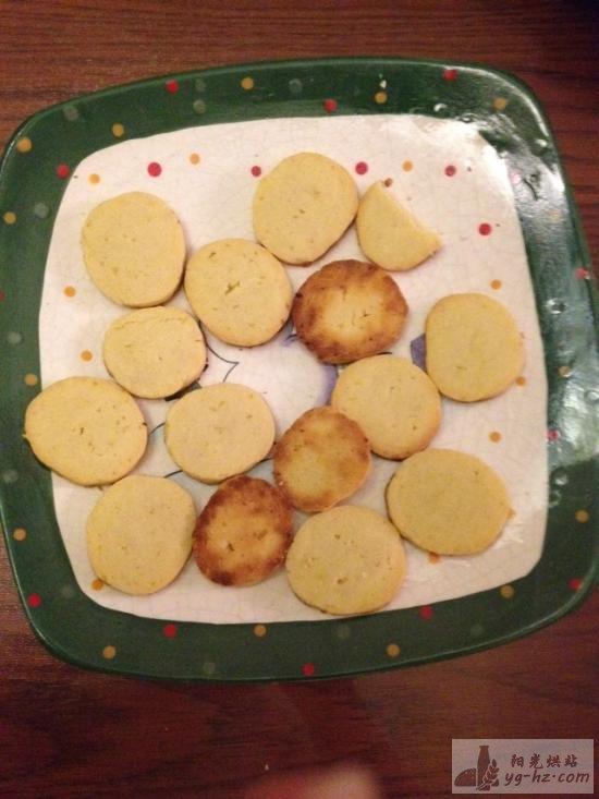儿童柠檬饼干的做法