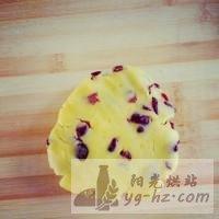 超级松软酥酥的-蛋黄蔓越梅黄油小饼干的做法图解10