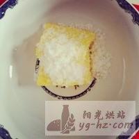 超级松软酥酥的-蛋黄蔓越梅黄油小饼干的做法图解1
