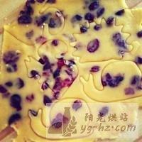 超级松软酥酥的-蛋黄蔓越梅黄油小饼干的做法图解11